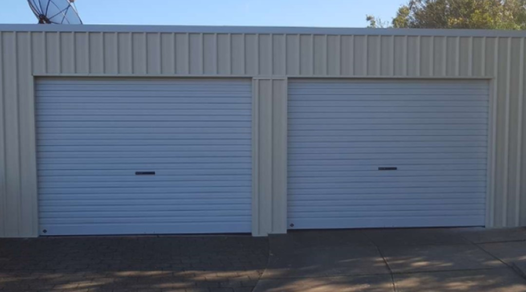 Custom Roller Door Adelaide
